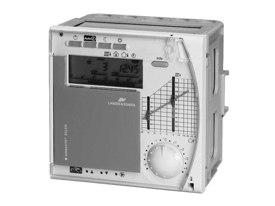 Siemens & Xref , RVL470 ,